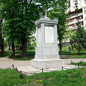 Concierge Belgrade | Monument to the Libertaros of Belgrade 1806