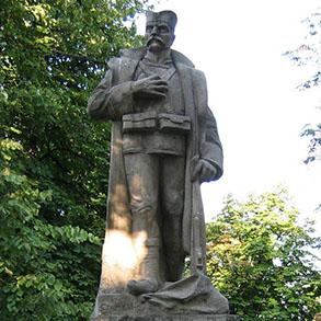 Concierge Belgrade | Spomenik trećepozivcima