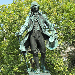 Concierge Belgrade   Monument to Dositej Obradovic