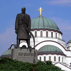 Concierge Belgrade | Spomenik Karađorđu