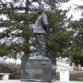 Concierge Belgrade   Monument to Vojvoda Stepa Stepanovic