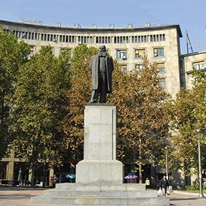 Concierge Belgrade | Spomenik Nikoli Pašiću