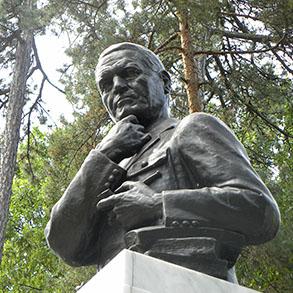 Concierge Belgrade   Monument to Archiblad Reiss