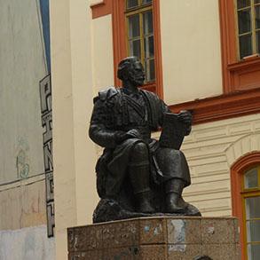 Concierge Belgrade | Monument to Petar II Petrović Njegos