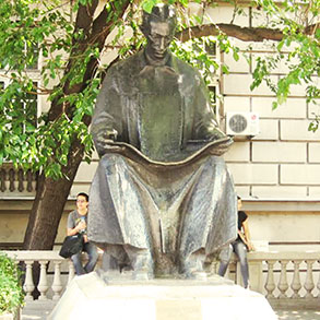 Concierge Belgrade   Monument to Nikola Tesla