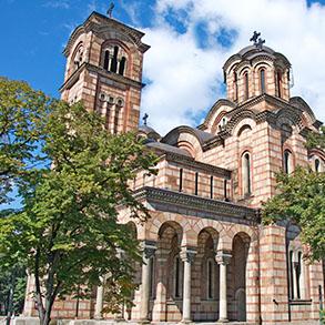 Concierge Belgrade | Crkva Svetog Marka