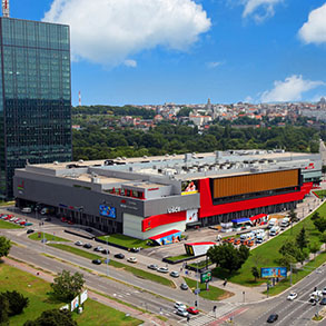 Concierge Belgrade | Usce shopping mall