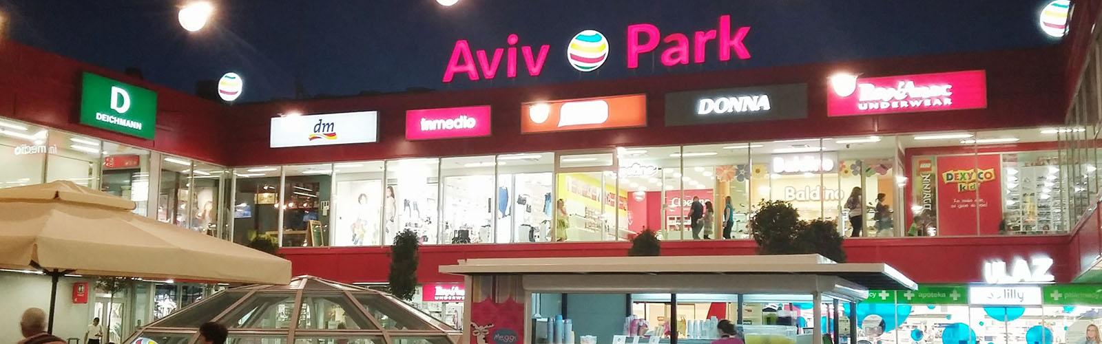 Concierge Belgrade | Aviv park Zvezdara