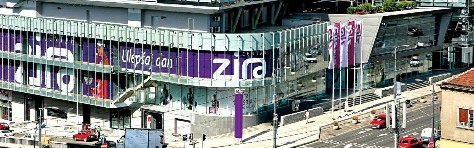 Concierge Belgrade | Zira shopping mall
