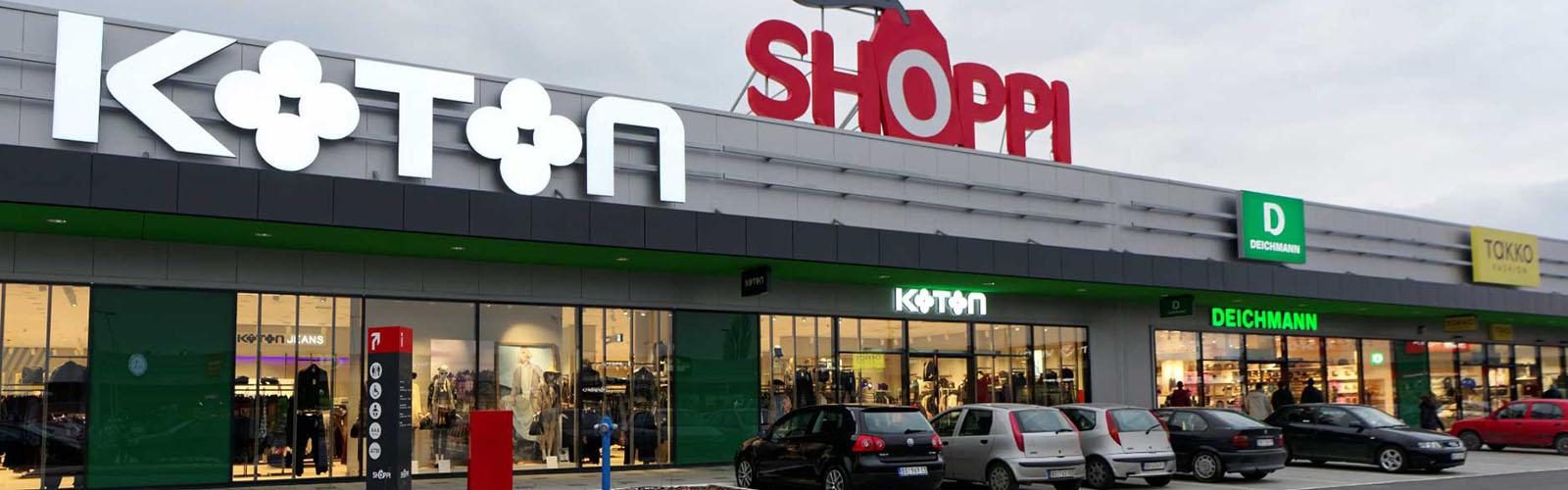 Concierge Belgrade | Shoppi retail park