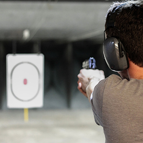 Concierge Belgrade | Indoor pistol and rifle shooting range