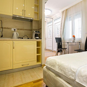 Concierge Belgrade | Apartment Delta Top 80