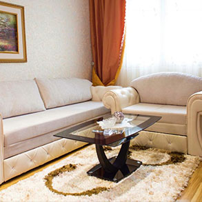 Concierge Belgrade | Apartment Delta Top 89
