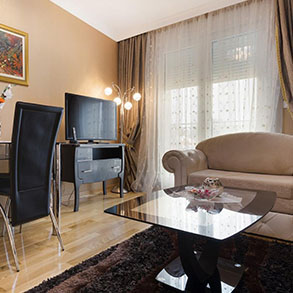 Concierge Belgrade | Apartment Delta Top 94