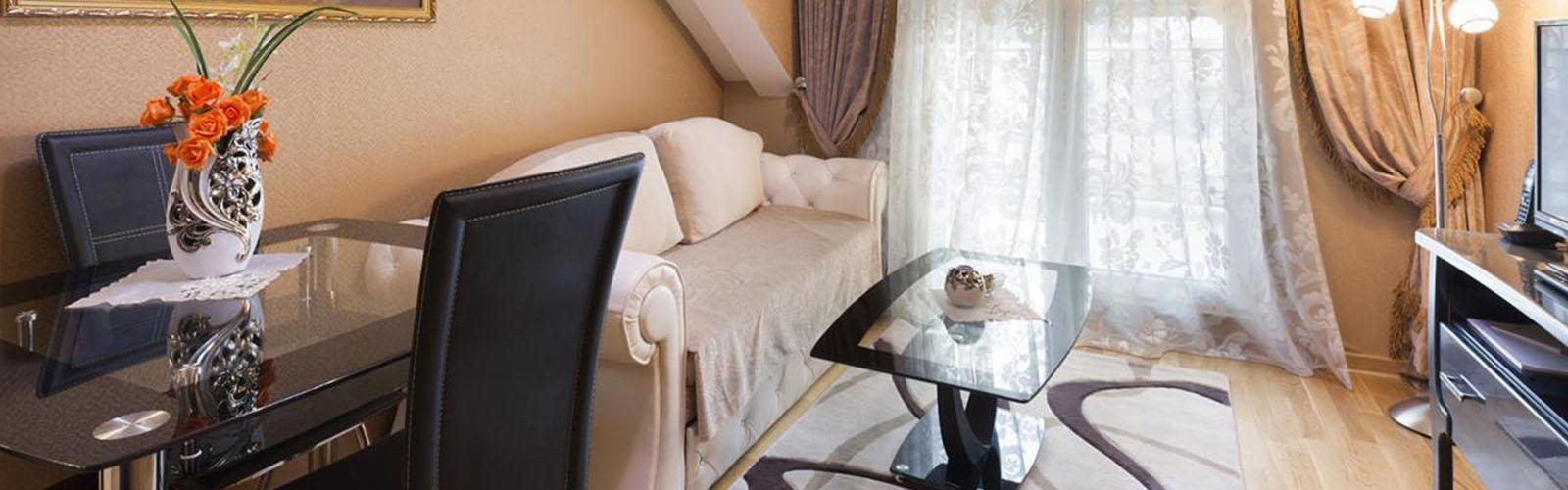 Concierge Belgrade | Apartman Delta Top 95