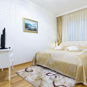 Concierge Belgrade | Apartment Delta Top 97