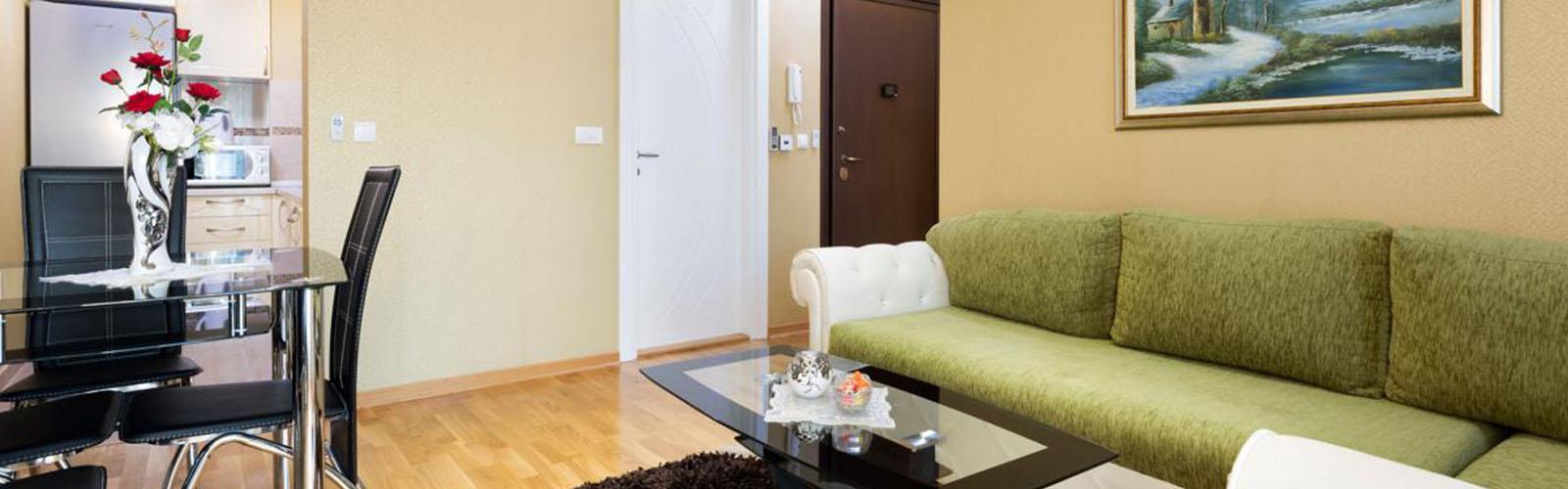 Concierge Belgrade | Apartman Delta Top 98