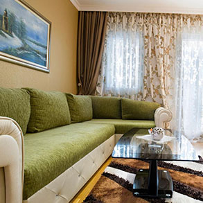 Concierge Belgrade | Apartment Delta Top 98