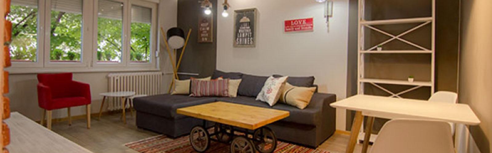 Concierge Belgrade | Apartman Delta Top 113