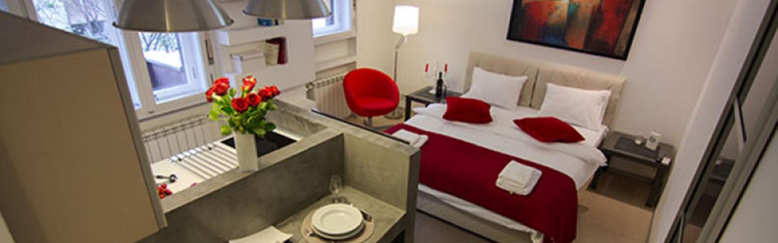 Concierge Belgrade | Apartman Delta Top 119