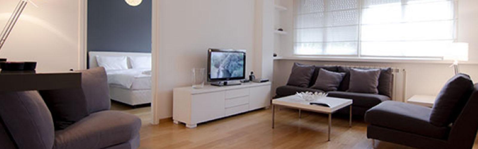 Concierge Belgrade   Apartman Delta Top 121