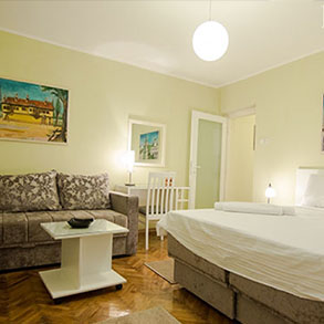 Concierge Belgrade | Apartment Delta Top 128