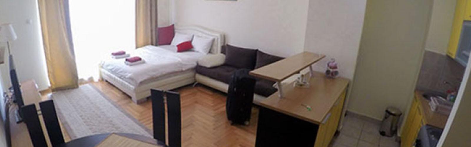 Concierge Belgrade | Apartman Delta Top 129