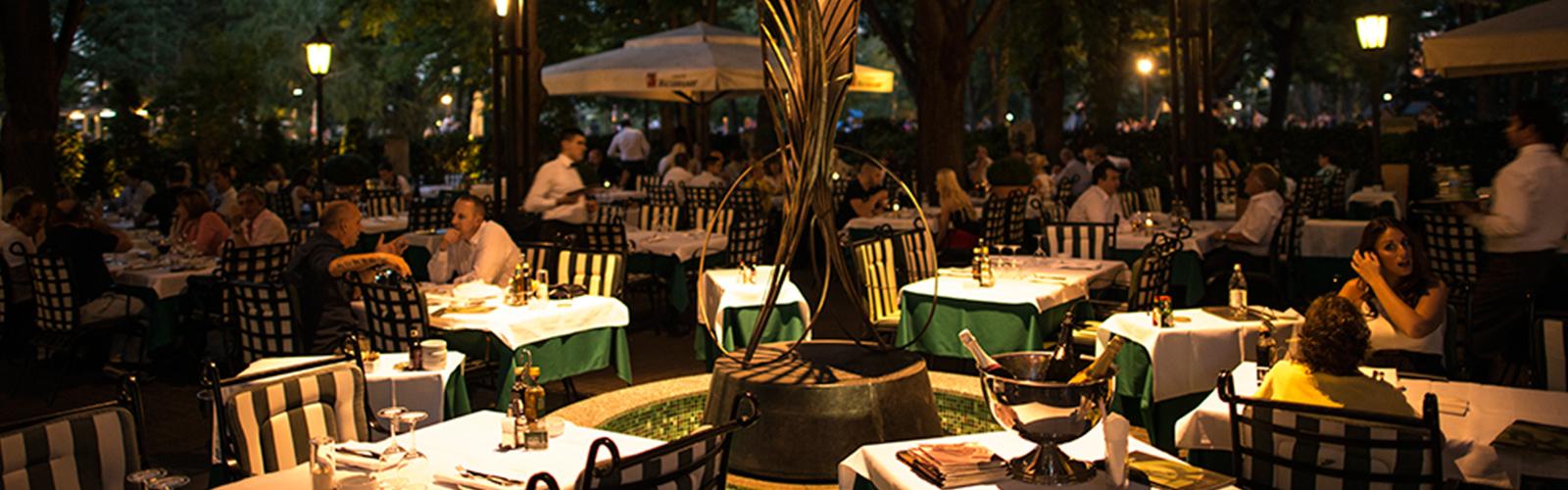 Concierge Belgrade | Restaurant Madera