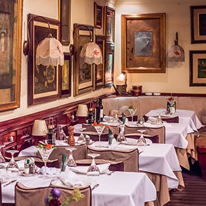 Concierge Belgrade | Restoran Franš