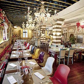 Concierge Belgrade | Restoran Lorenzo i Kakalamba