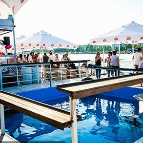 Concierge Belgrade | Raft Molti Baci