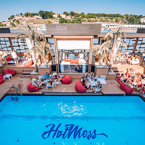 Concierge Belgrade | Raft Hot Mess