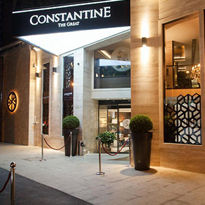 Concierge Belgrade | Hotel Constantin the great
