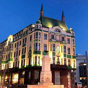 Concierge Belgrade | Hotel Moskva